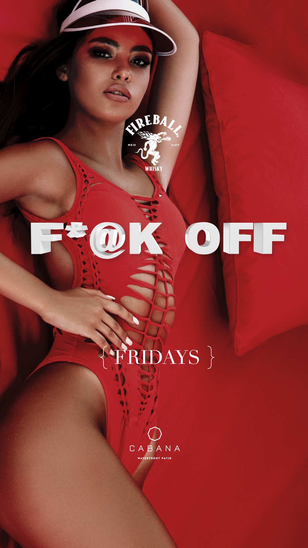 F*** OFF FRIDAYShalf-priced apps from 3pm-6pm with purchase of featured drinks